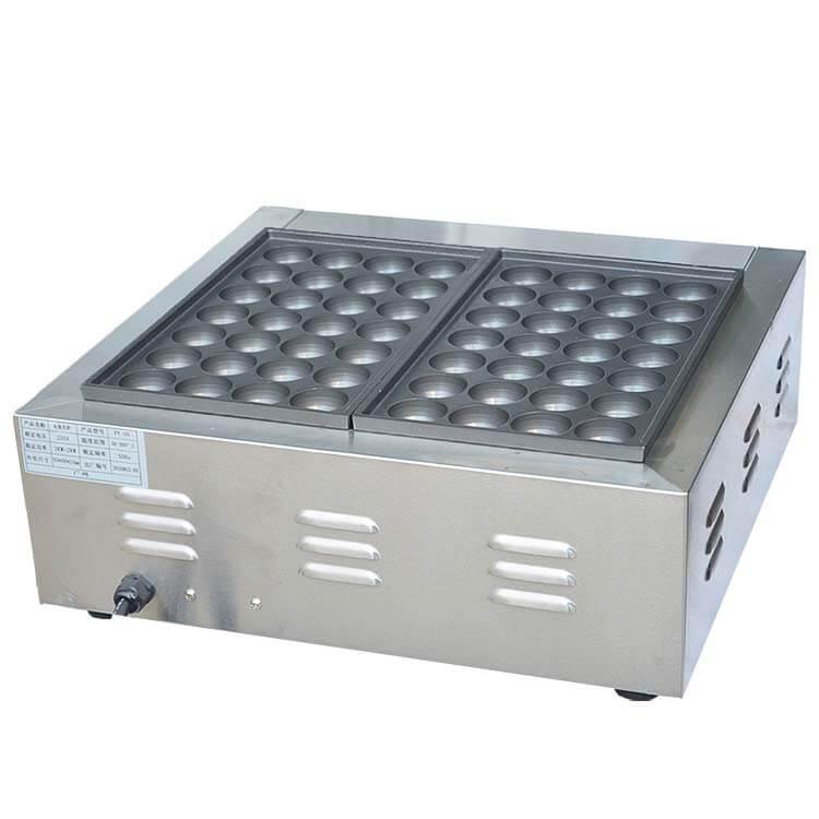 Aluminum Plate Takoyaki Griddle Supplier