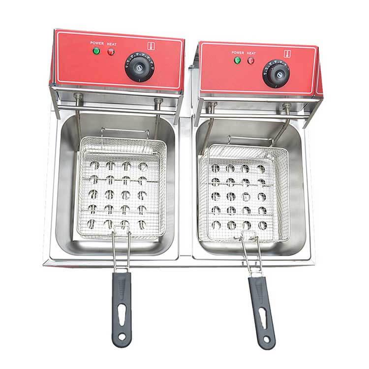 Baskets Fryer Machine