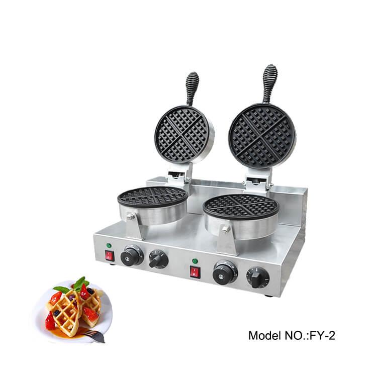 Belgian Waffle Iron Maker