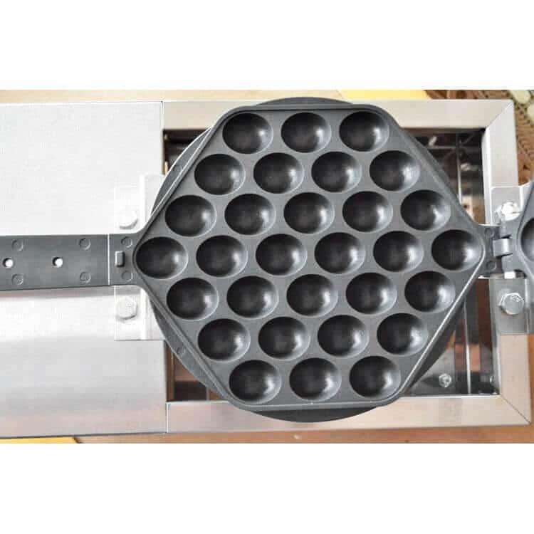 Bubble Waffle Machine Gas
