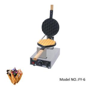 Commercial Bubble Waffle Maker