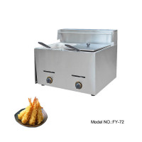 Chicken Swing Made on Gas Fryer
