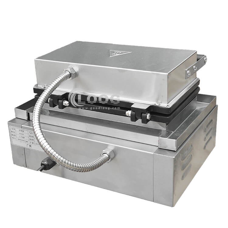 Commercial Cast Iron Waffle Makers