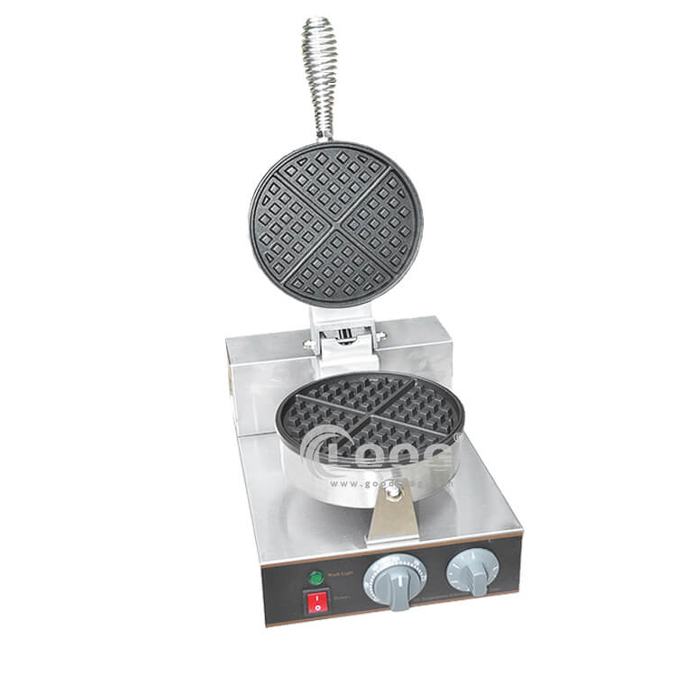 Commercial Propane Waffle Maker