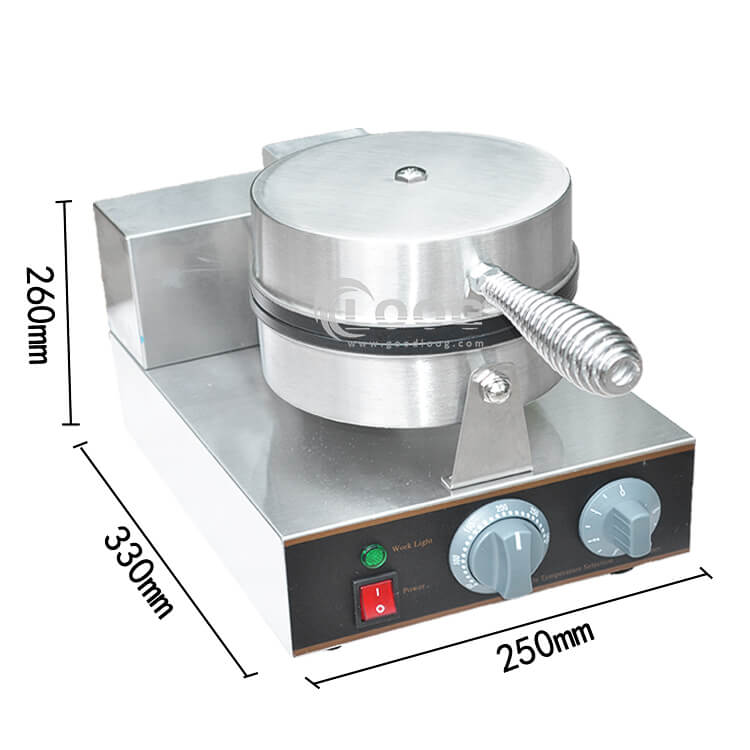 Commercial Waffle Making Machine