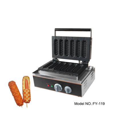 Commercial Waffle Stick Maker Machine