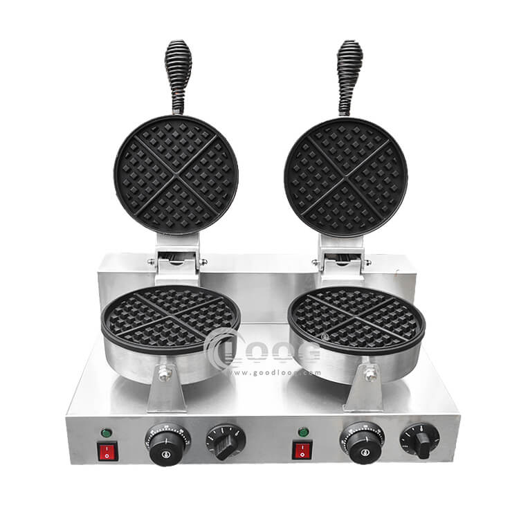 Electric Belgian Waffle Maker