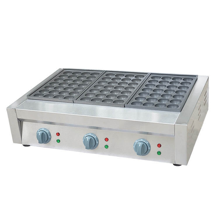 Electric Takoyaki Making Machine