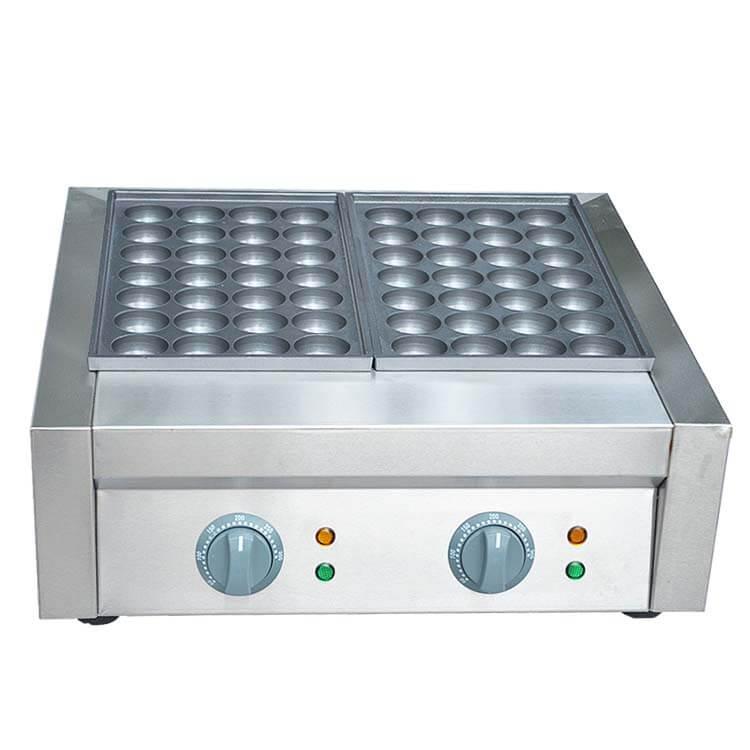 Electric Takoyaki Pan Machine