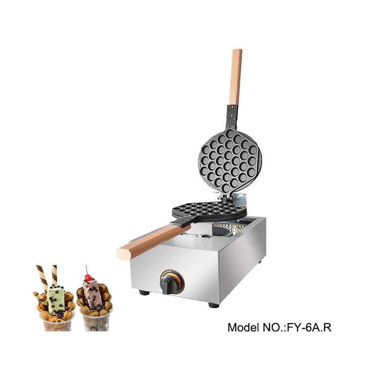 Gas Hong Kong Egg Waffle Maker