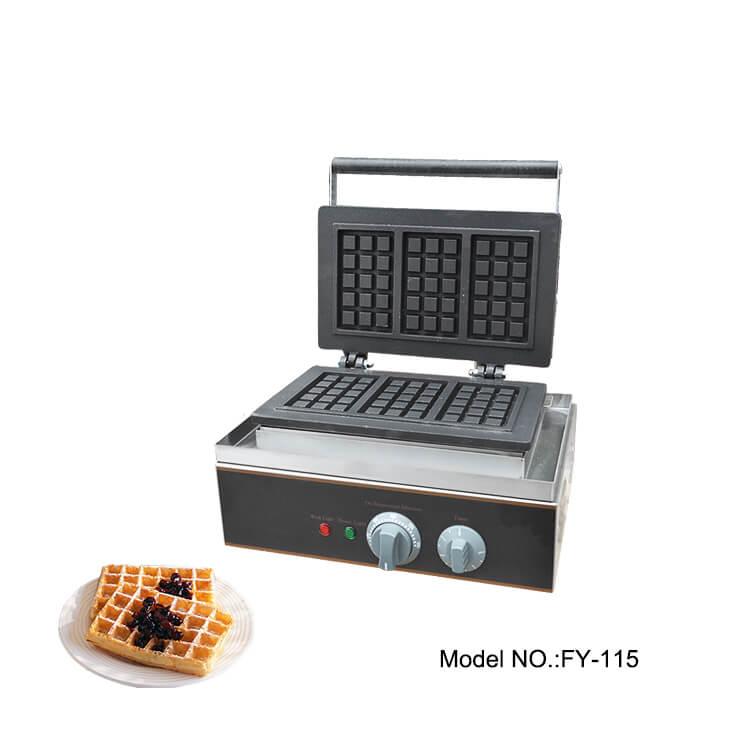 Liege Waffle Maker