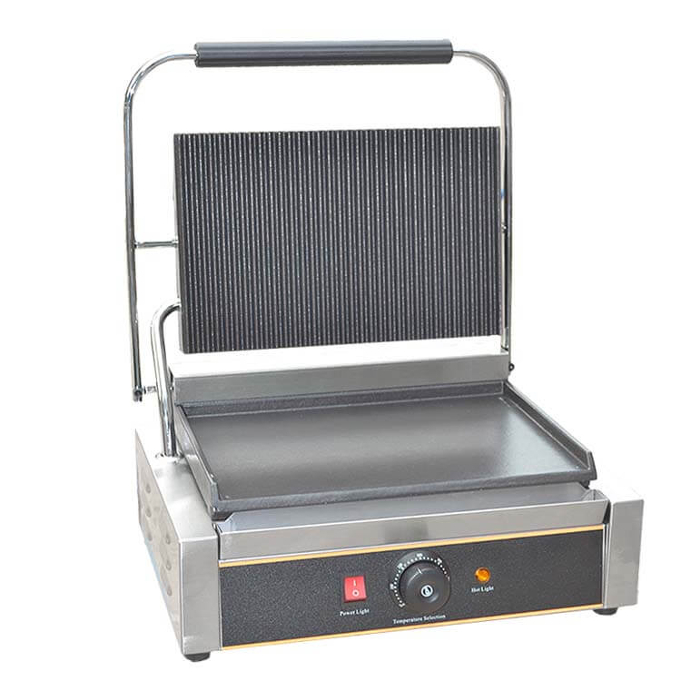 Commercial Panini Press Best Contact Grill Supplier