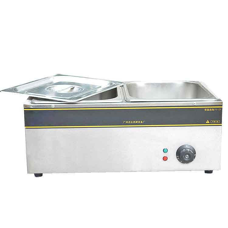 Table Top Electric Food Warmers ~ Buffet bain marie portable double pot foodwarmer