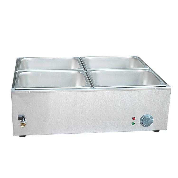 Hot Food Buffet Unit