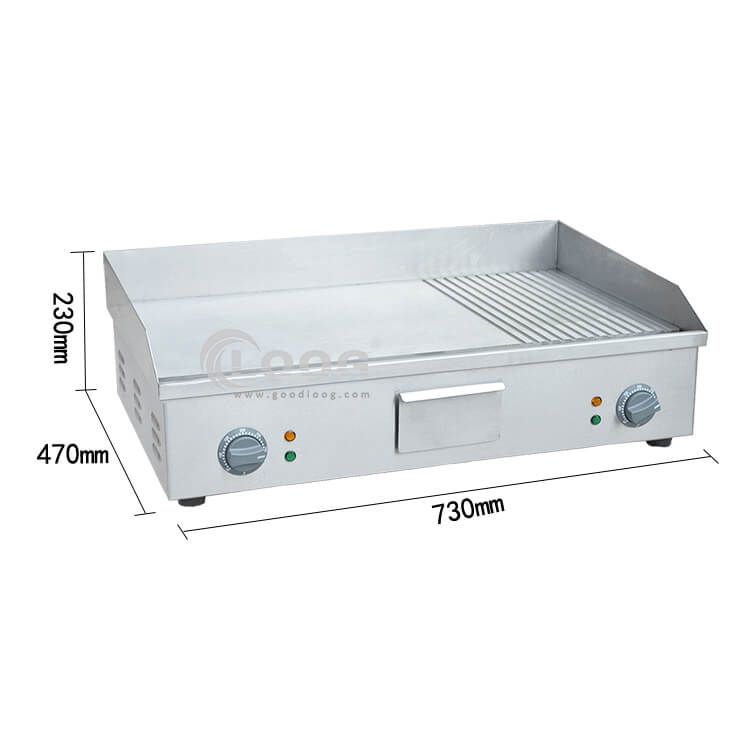 Induction Table Top Griddle