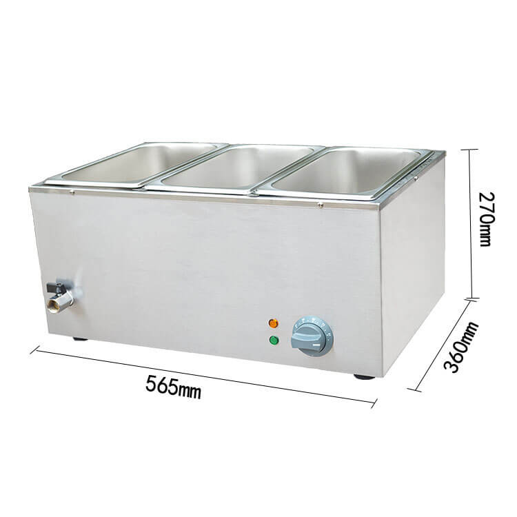 Restaurant Food Warmer Equipment