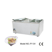 Stainless Steel Food Warmer for Sale