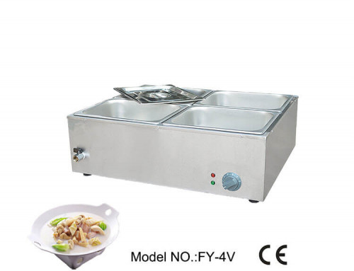 Square Food Warmer Professional Bainmaire Machine Sale