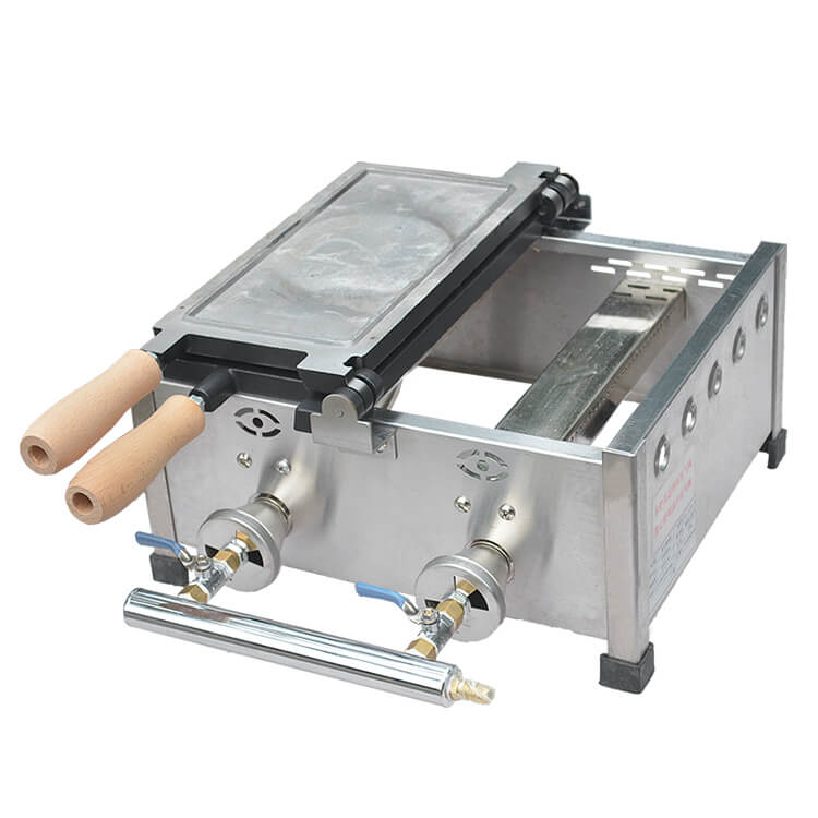 Gas Taiyaki Making Machine