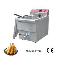 12 Litres Commercial Fryer