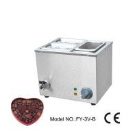 Commercial Chocolate Melter