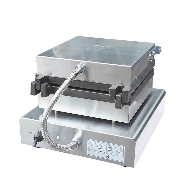 Commercial Liege Waffle Maker