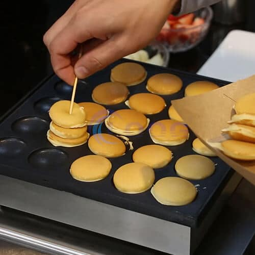 Commercial Mini Pancake Makers