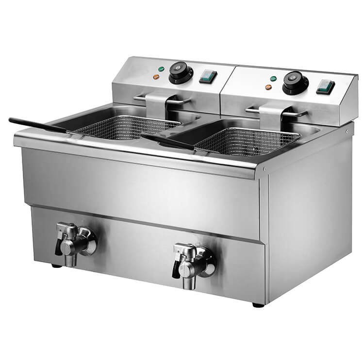 Electric Deep Fryer ~ Commercial electric deep fryer catering equipment supplier