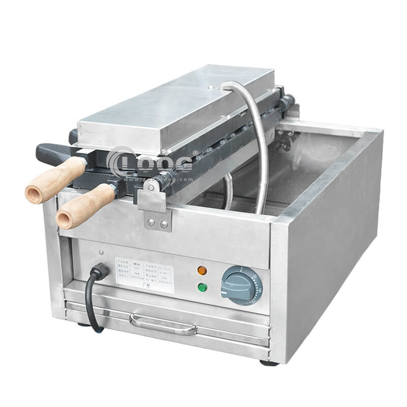 Open Mouth Taiyaki Machine