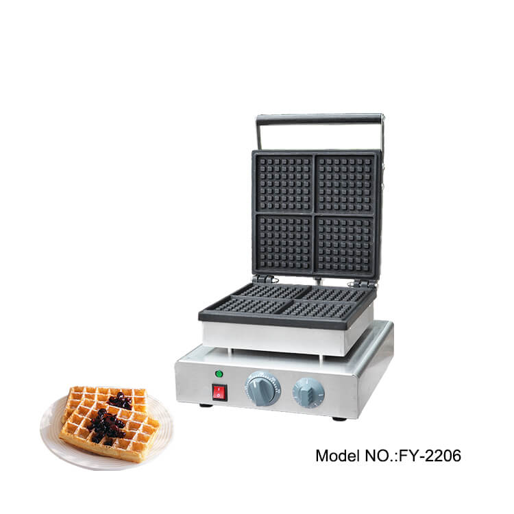 Waffle Machine Commercial