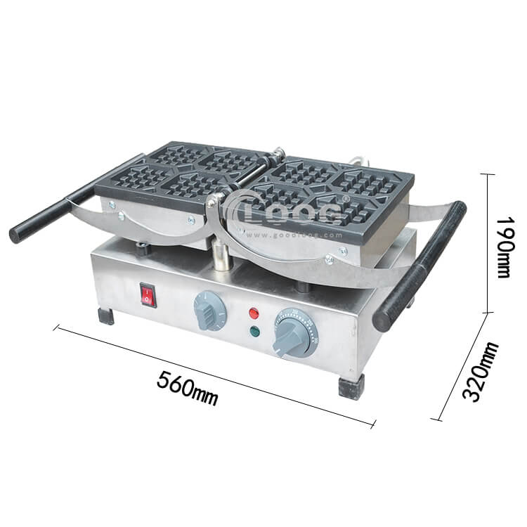 Beligan Waffle Makers