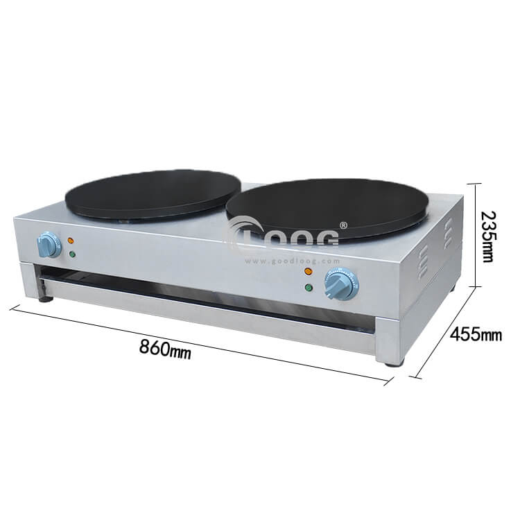 Commercial Crepe Machines