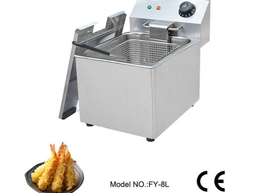 Catering  Equipment of Commercial countertop fryer  for sale