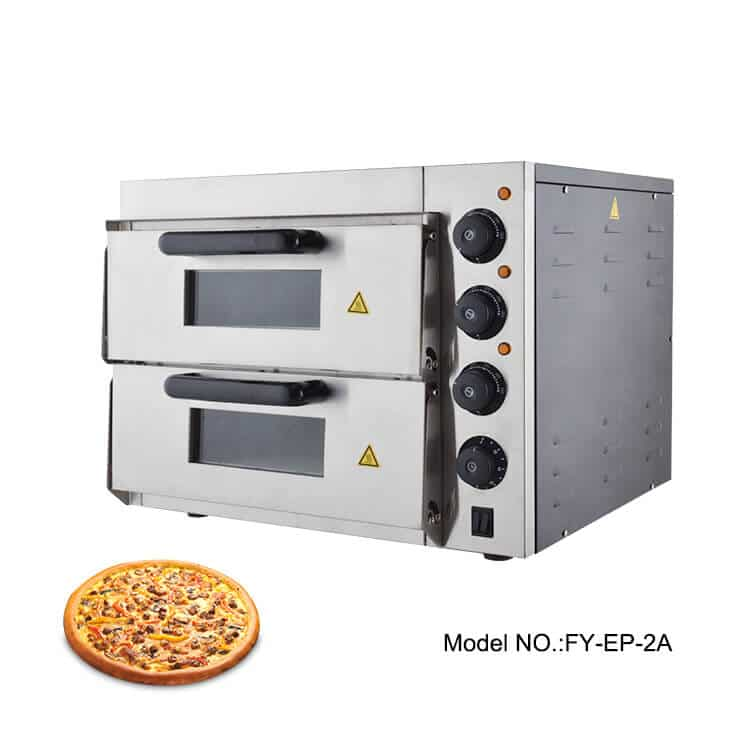 Industrial Kitchen Ovens For Sale: Commercial Pizza Oven For Sale 220V Catering Equipments