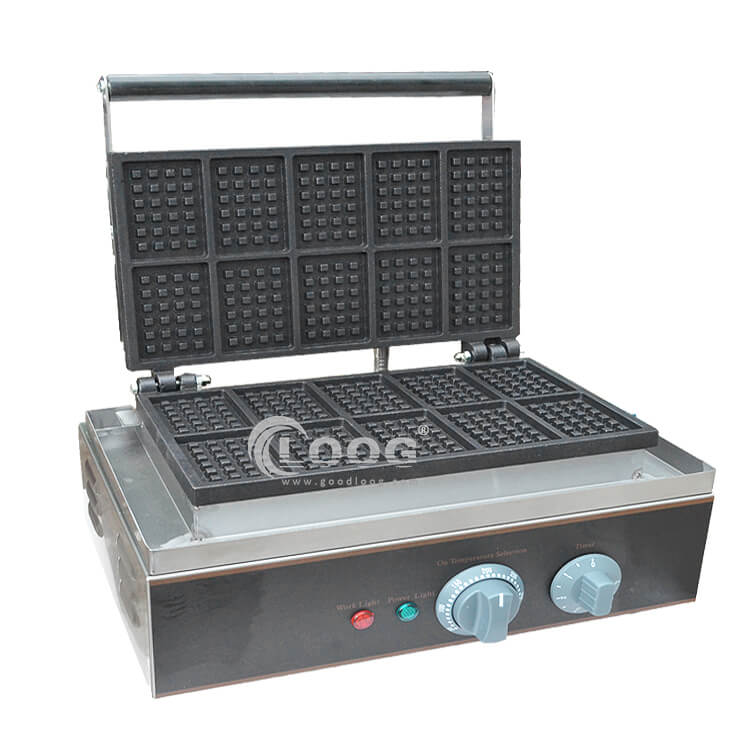 Commercial Waffle Baker