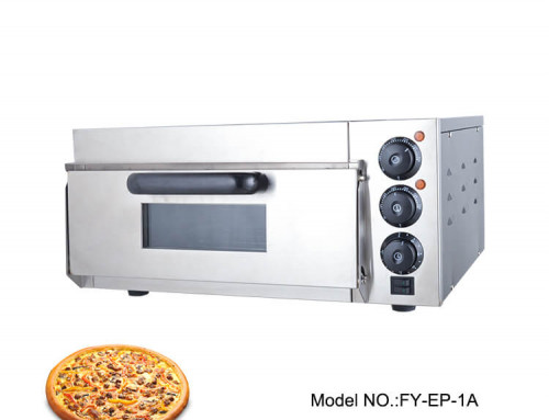 Electric Pizza Oven Counter Top Stainless Steel Wholesale