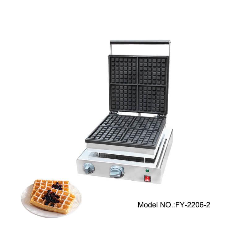 Heavy Duty Waffle Maker