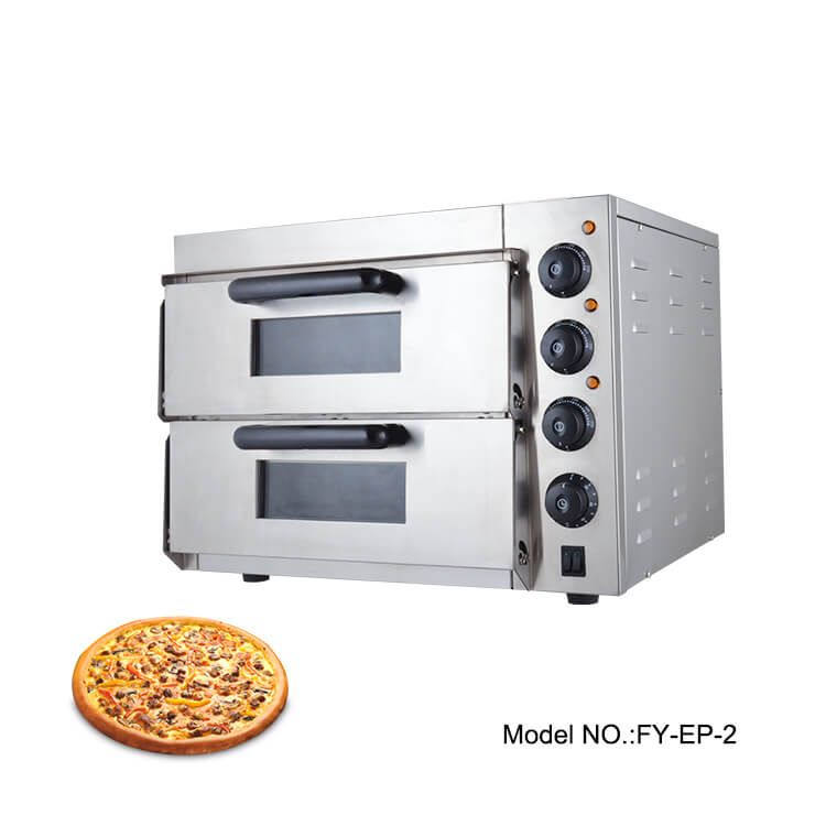 Pizza Oven Commercial