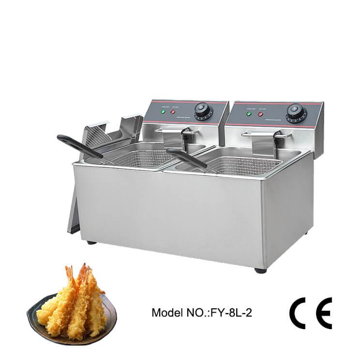 Portable Electric Fryer