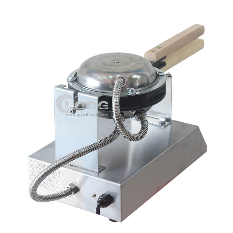 Stainless Steel Egg Waffle Maker