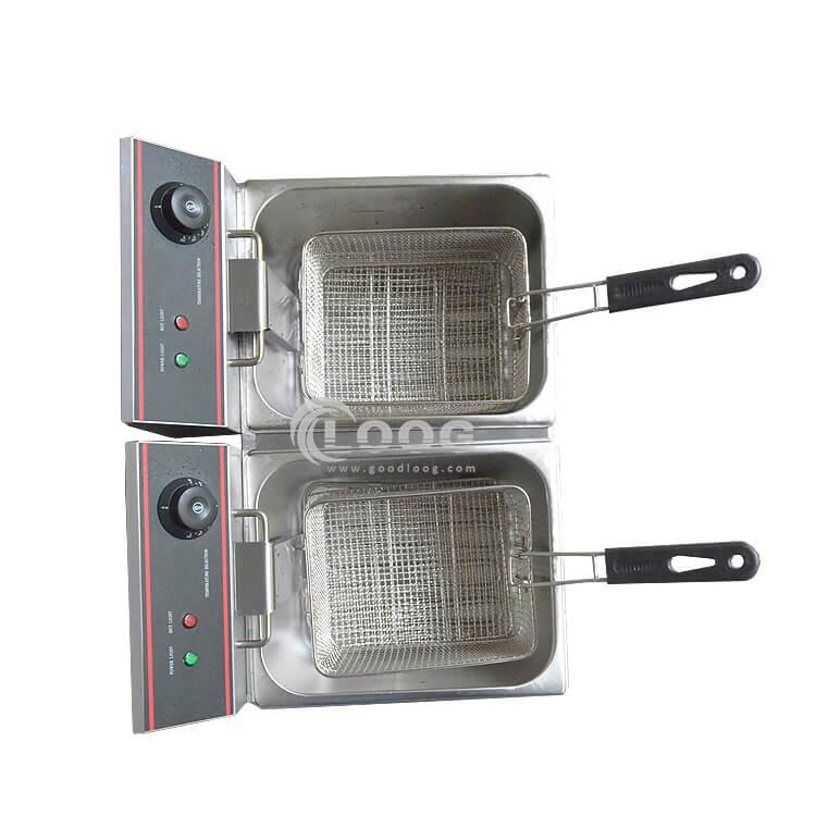 Table Top Deep Fryers Electric