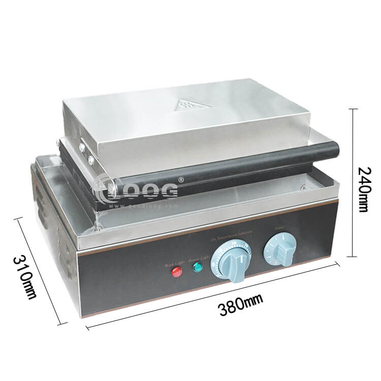 Waffle Maker With Timer