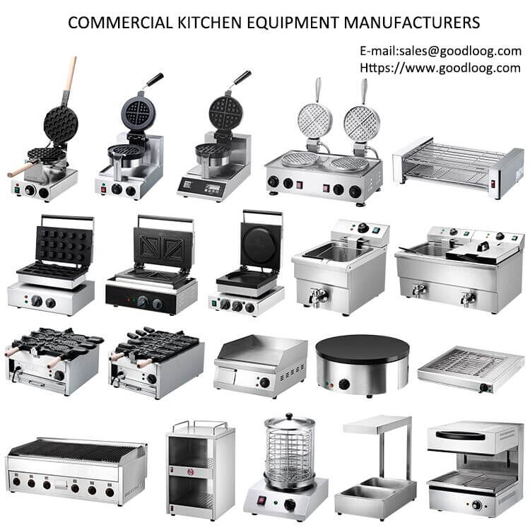 Fast food equipments suppliers offer wholesale price from China