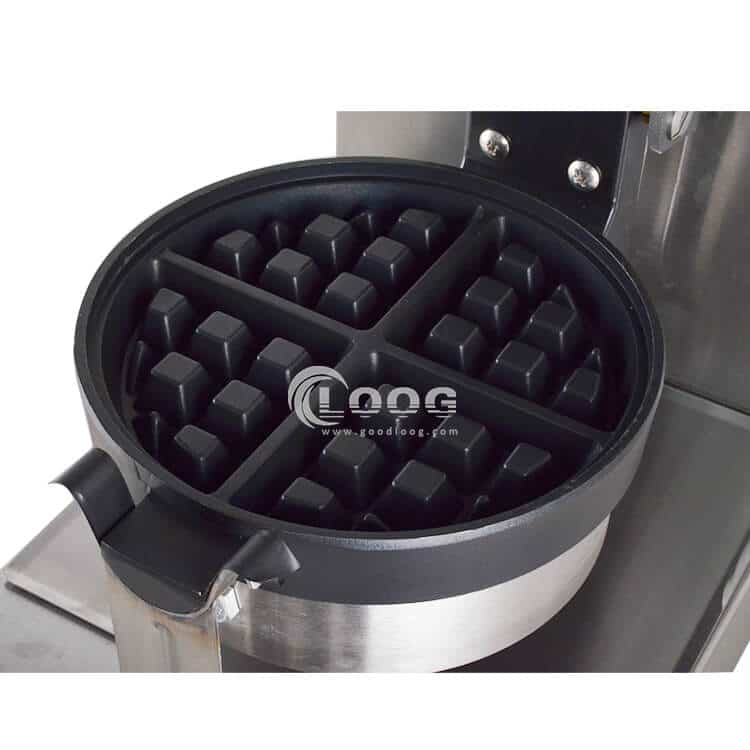 Commercial Waffle Machine