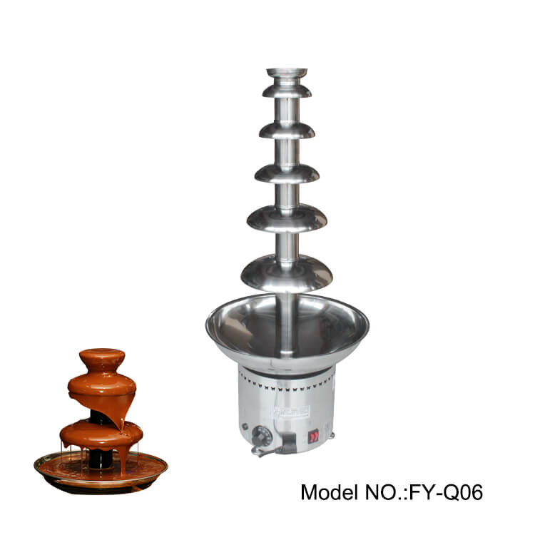 Commerical Chocolate Fountains