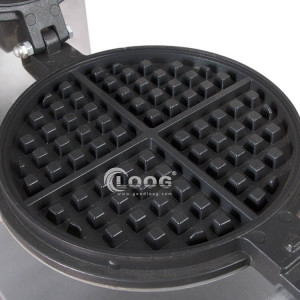 Waffle plate for commerical rotate waffle maker