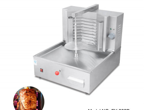 Gyro Machine Professional Vertical Broiler And Spinning Griller