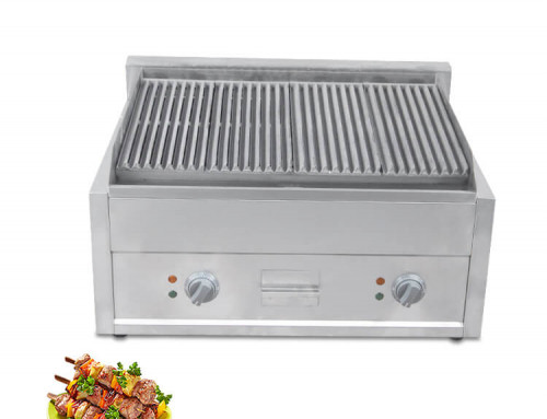 Lava Grill Electric Use Outdoor and Indoor For Commercial Kitchen