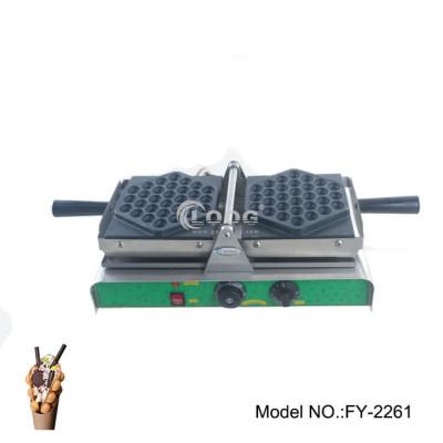 Egg waffle maker electric