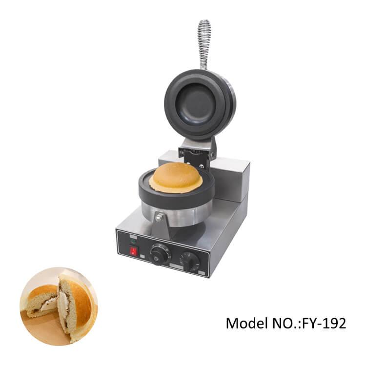 Gelato panini press